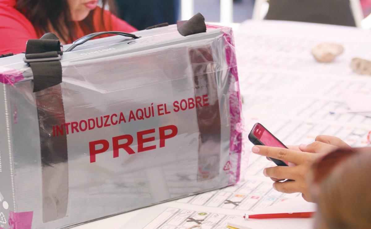 Elecciones 2021. ¿Qué es y a qué hora inicia el PREP?