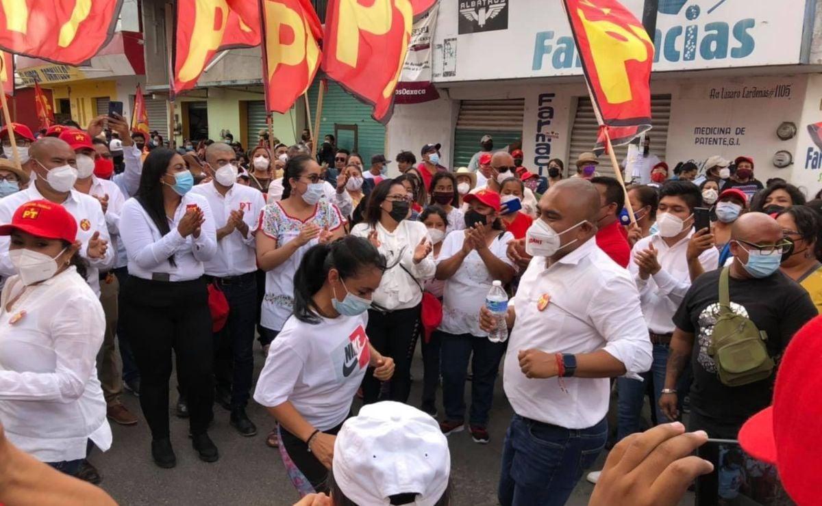 Sala Xalapa del TEPJF reitera negativa a candidatura a Dante Montaño; buscaba relección por PT