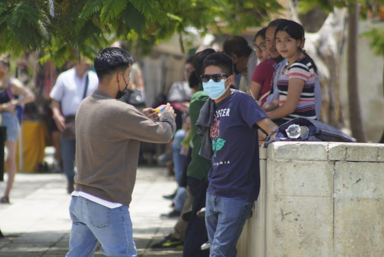 Reportan 41 nuevos casos por Covid-19 en Oaxaca; van 3 mil 728 muertes