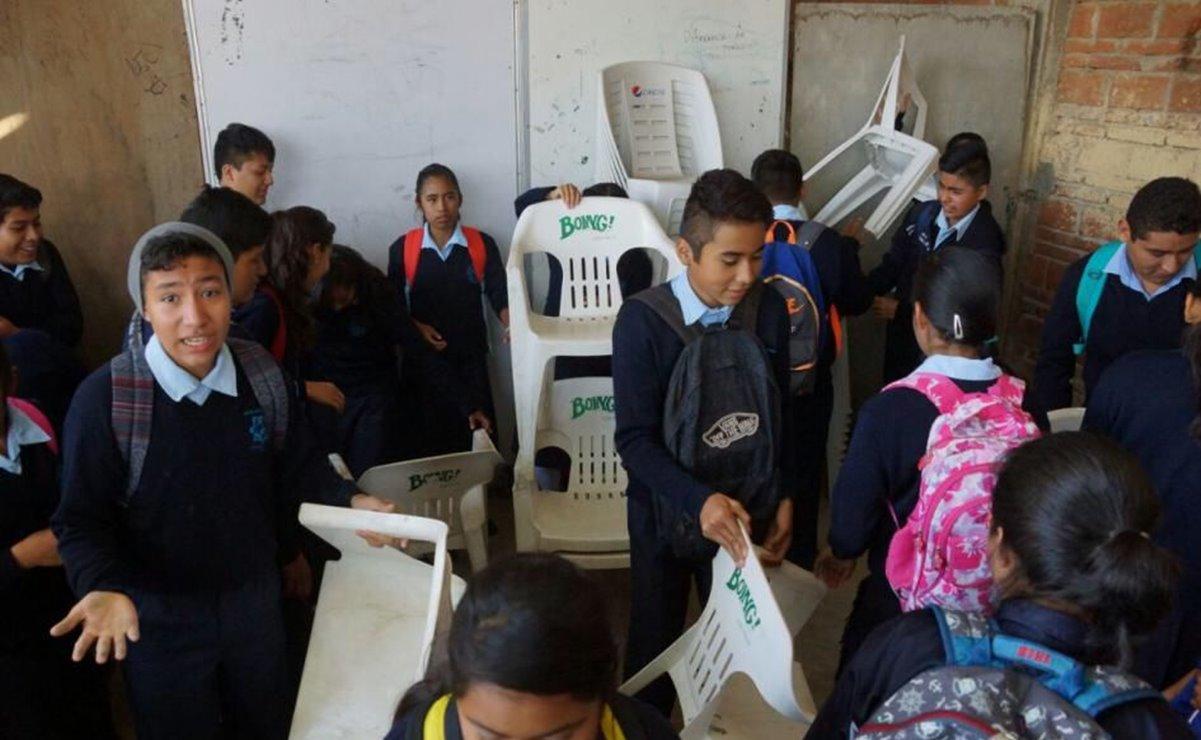 Oaxaca, aún sin fecha para regreso a clases presenciales: IEEPO