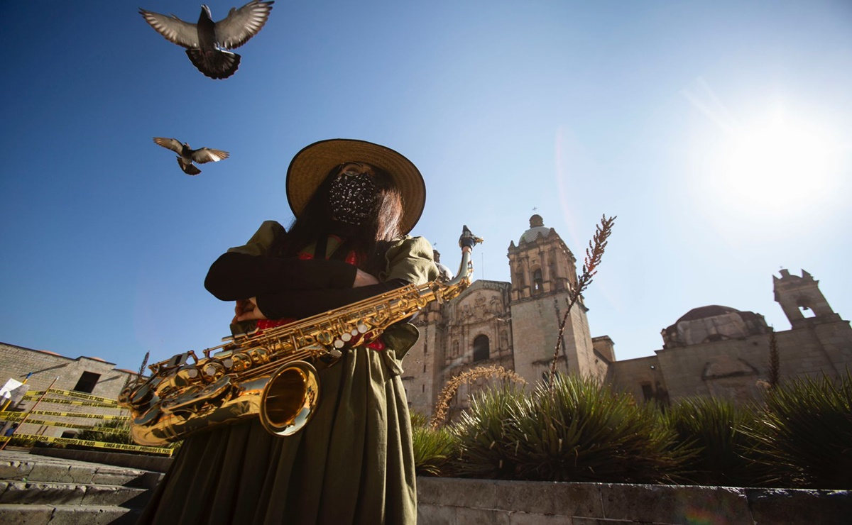 PES rechaza retirar a candidato en Oaxaca que revictimizó a Malena, víctima de intento de feminicidio