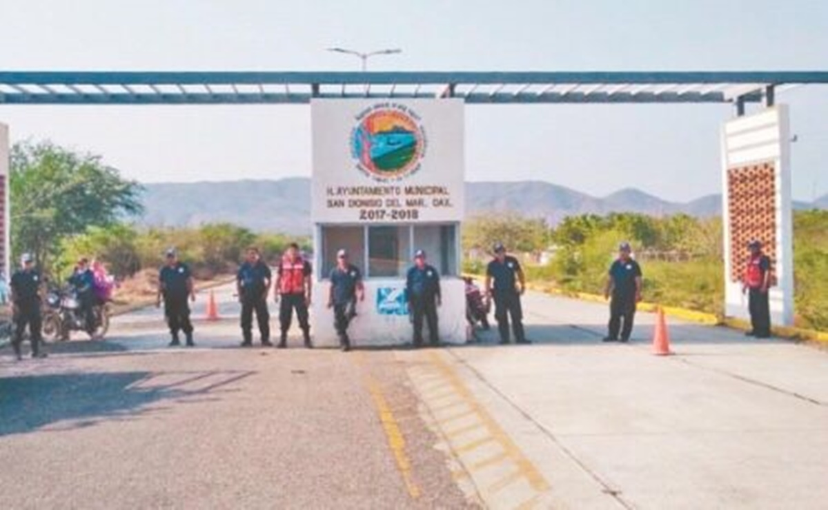 Tras diálogo con Segego, aceptan en  San Dionisio del Mar, Oaxaca, que avance proceso electoral