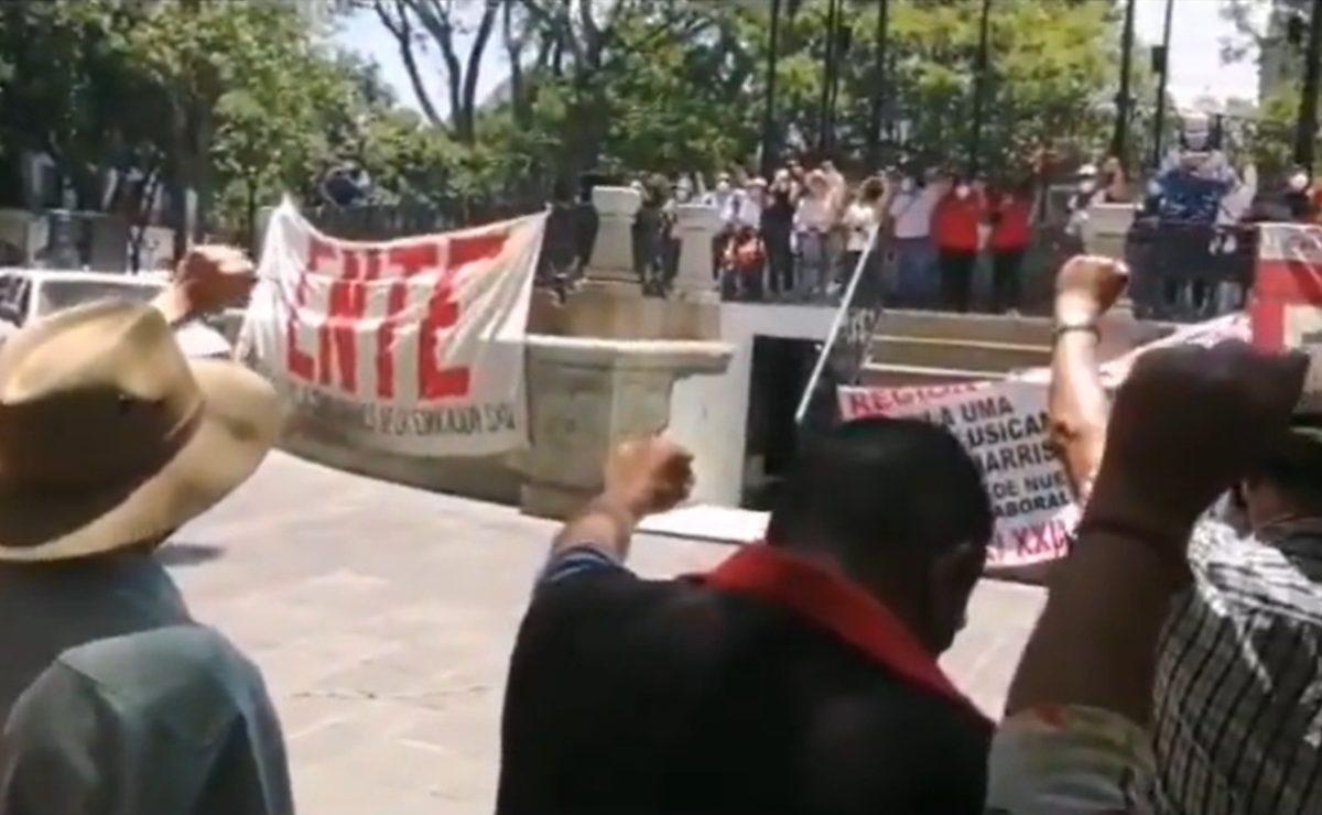 Asesinan a profesor y activista sindical de la Sección 22  del SNTE, en Mixtepec, Oaxaca