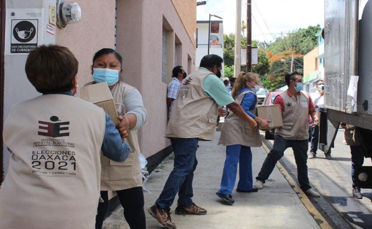 Acusa Morena que se eliminaron 3 secciones electorales de la ciudad de Oaxaca donde ganaron en 2018