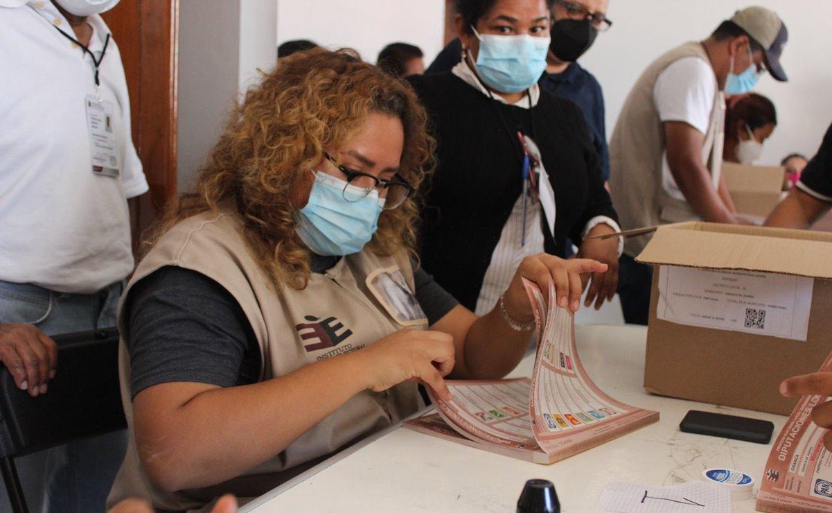 Aprueba IEEPCO medidas extraordinarias para garantizar elecciones en Oaxaca, ante incidentes