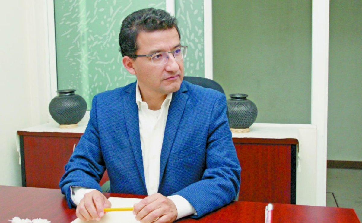 Llega Rubén Vasconcelos, exfiscal general, a la secretaría de Bienestar de Oaxaca