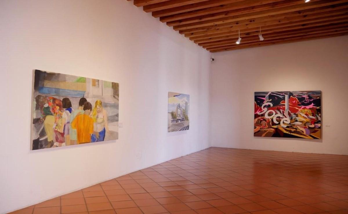 Artistas recuperan obras que retuvo el Museo de Arte Contemporáneo de Oaxaca, acusan daños