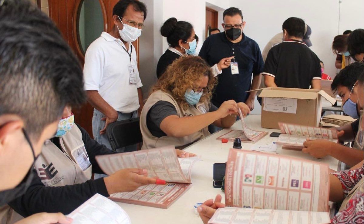 Órgano electoral de Oaxaca indaga 126 presuntos actos anticipados de campaña y uso indebido de recursos públicos