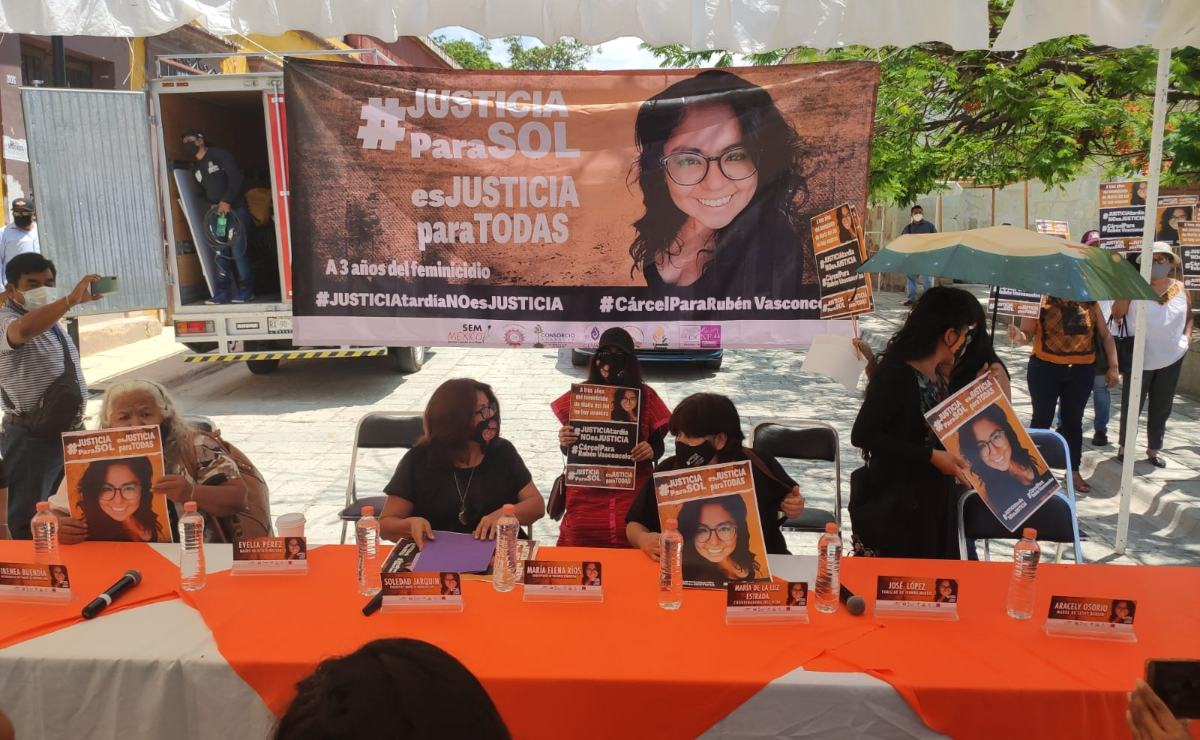 Anuncian creación de tribunal ciudadano para mujeres en Oaxaca, a 3 años de asesinato de María del Sol