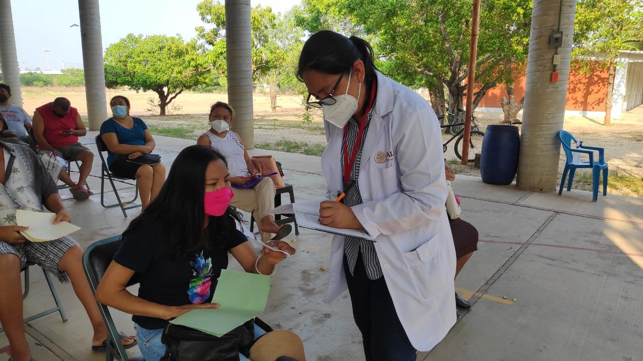 SSO reporta 45 nuevos casos de Covid-19 en Oaxaca; van 3 mil 749 decesos