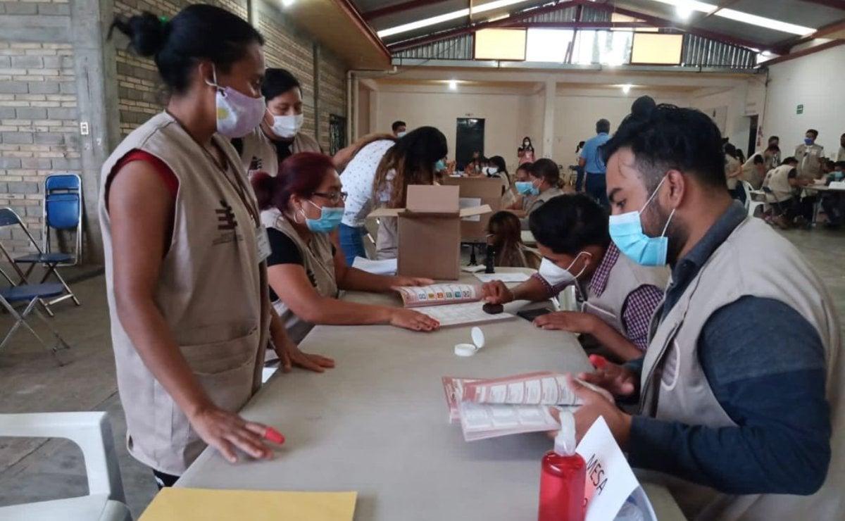 Derechos Humanos de Oaxaca llama a la civilidad en comicios; van 39 expedientes por violencia política