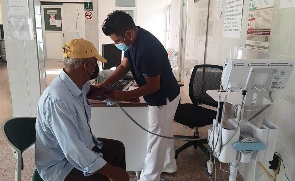Reanudan servicios médicos y de cirugía en el IMSS Oaxaca