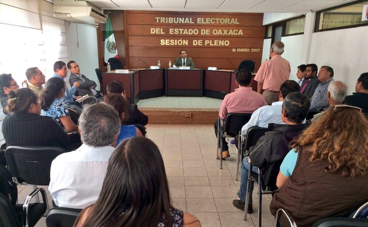 Morena imita a AMLO al ir contra entes autónomos en Oaxaca, dice magistrado sobre iniciativa para extinguir al TEEO