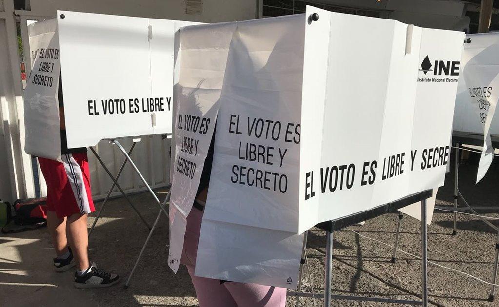 INE da de baja 26 casillas electorales en Oaxaca por falta de condiciones para su instalación