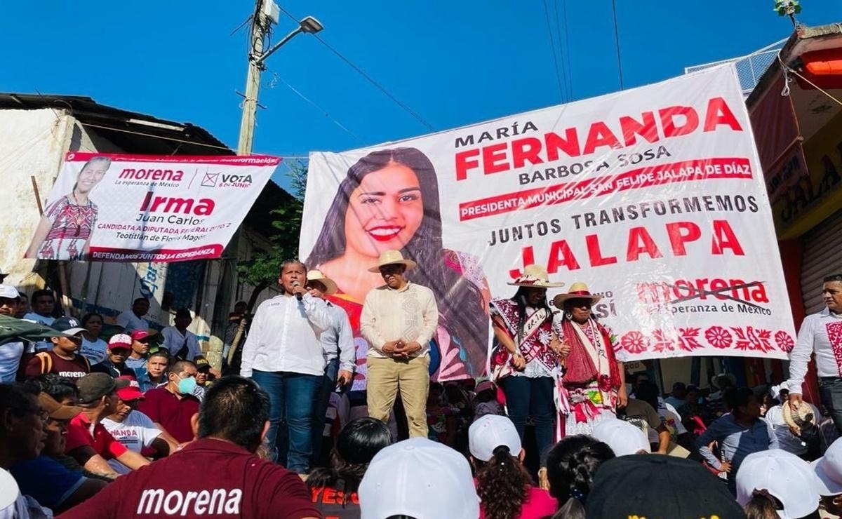 Morena exige seguridad para elecciones en Oaxaca; denuncia ataque a tiros contra colaborador