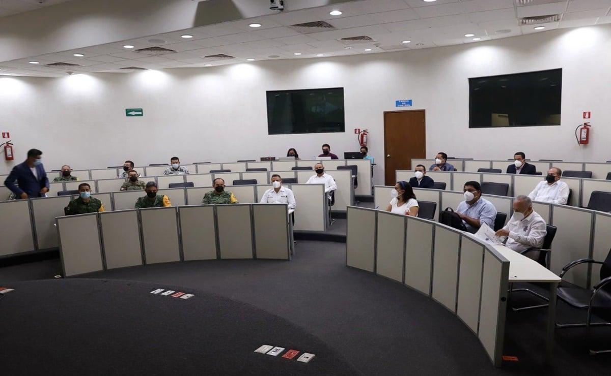 La SSPO atiende 72 medidas de protección a candidatos por elecciones en Oaxaca