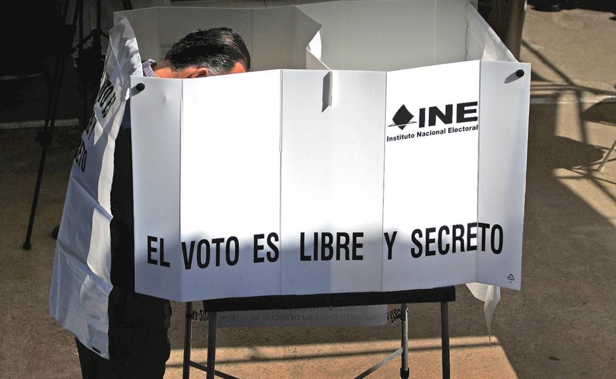 ¿Es delito tomar foto a la boleta electoral?