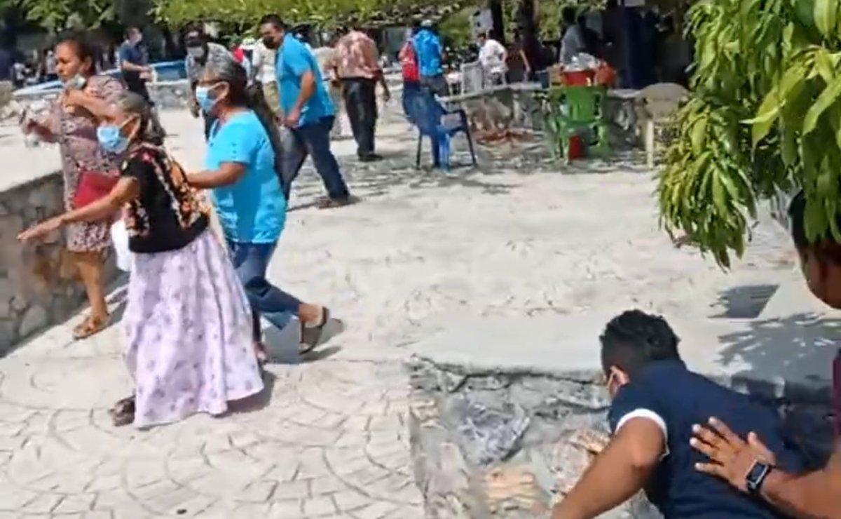 Confrontación a balazos entre pobladores de Loallaga, en el Istmo de Oaxaca, causa pavor y deja al menos dos heridos