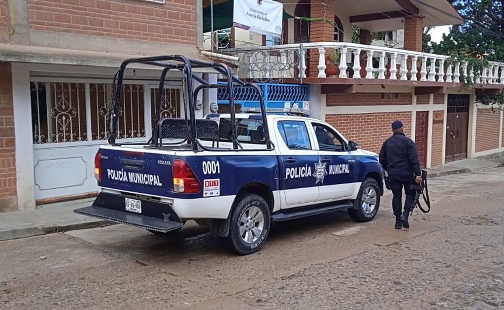 """Ante conflictos internos, otorgan """"vigilancia especial"""" a 13 municipios de Oaxaca por elecciones"""