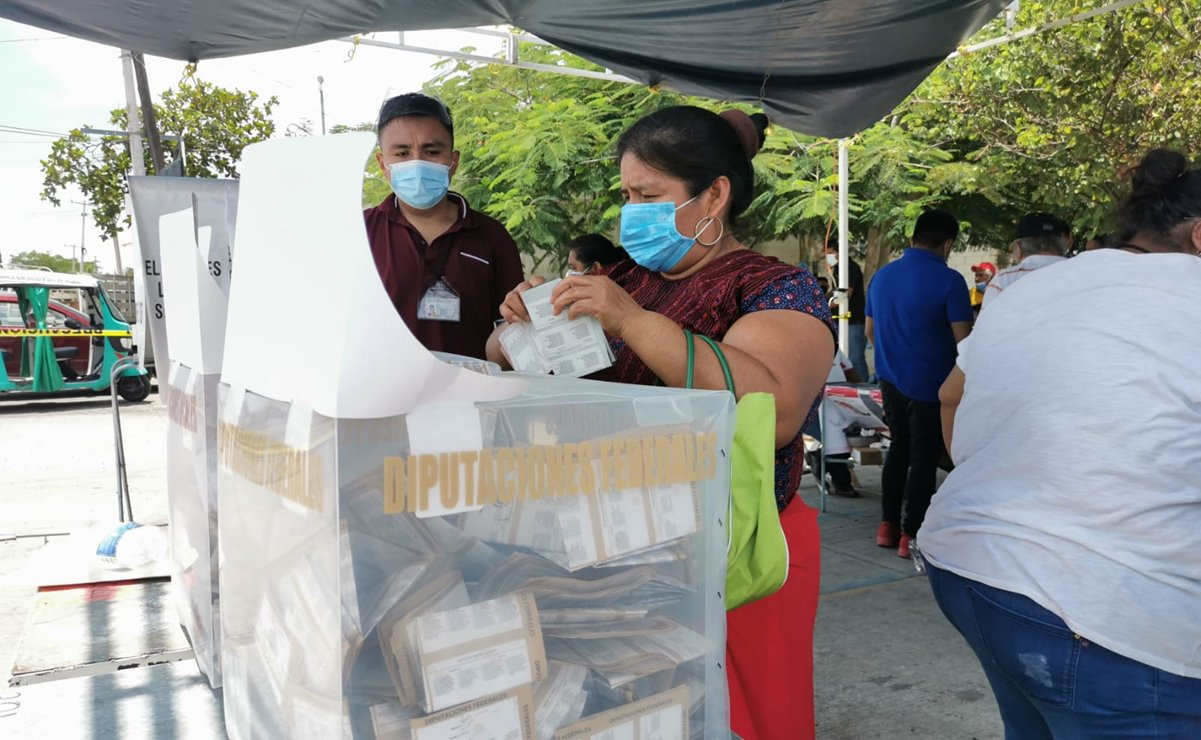 Indaga Fiscalía de Oaxaca 112 delitos electorales, más del 50% son denuncias por compra de votos