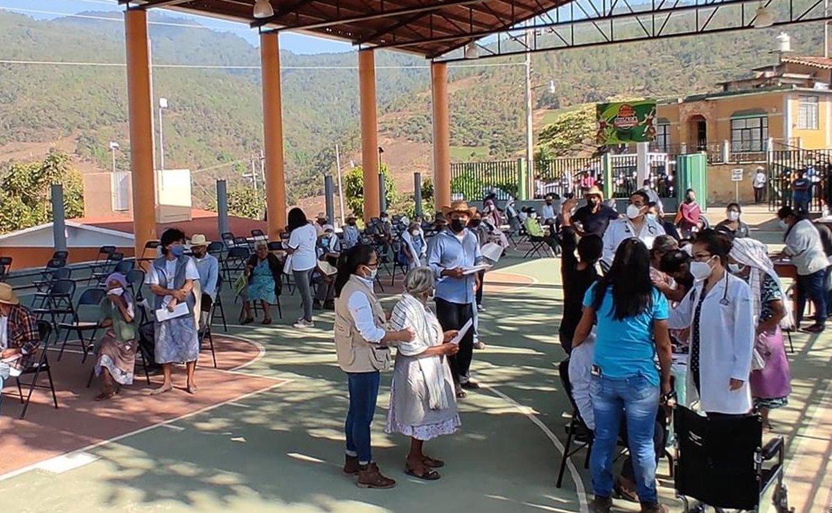 Pese a semáforo verde, Solaga, en la Sierra Norte de Oaxaca, decreta aislamiento ante casos de Covid-19