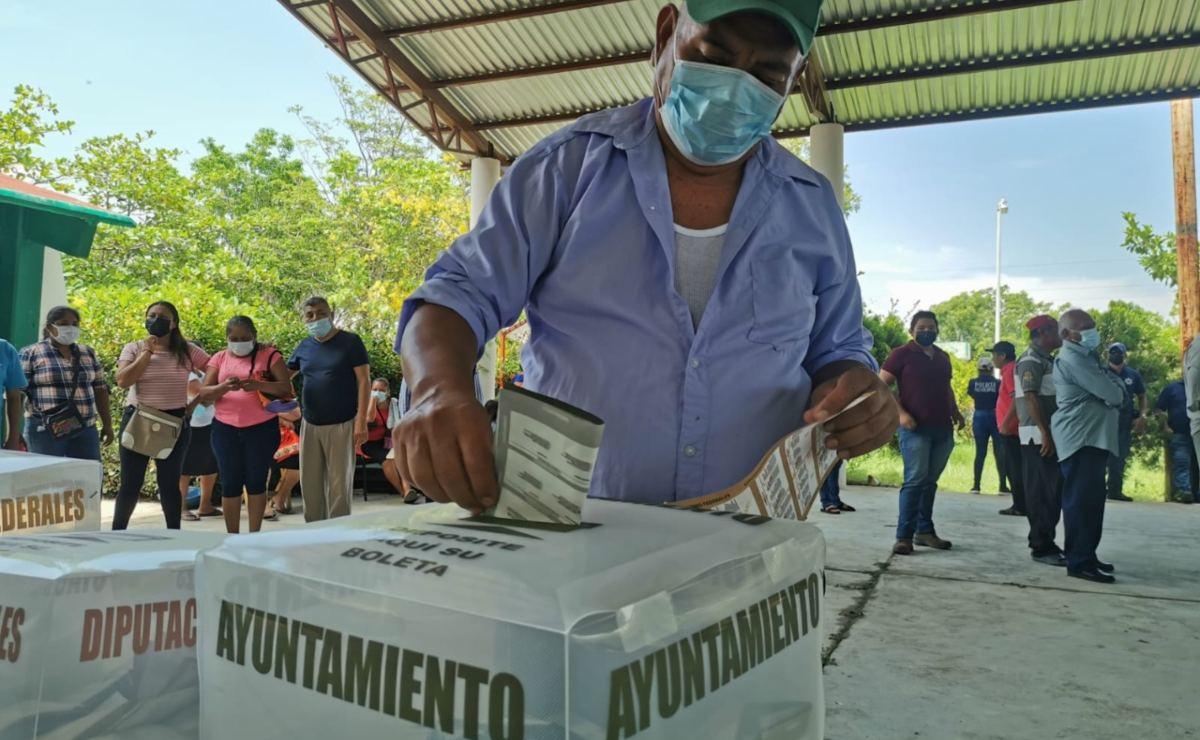 Material sanitario usado en votaciones de Oaxaca costó 4 millones 100 mil pesos, informa el INE