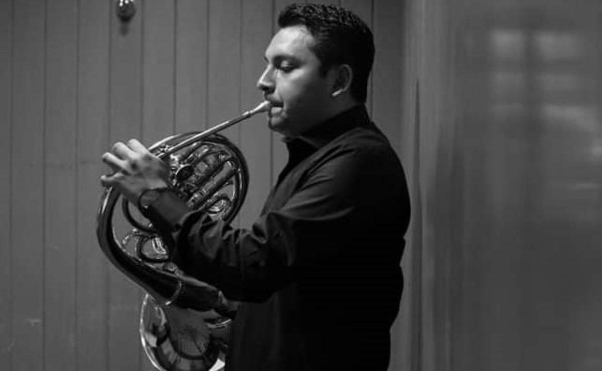 Armando Lavariega, la envidiable trayectoria de un joven músico de Oaxaca