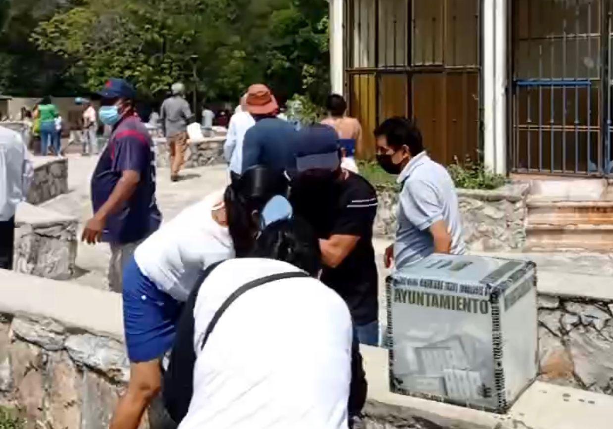Tras violencia en la jornada electoral, Defensoría de Oaxaca inició tres expedientes de oficio