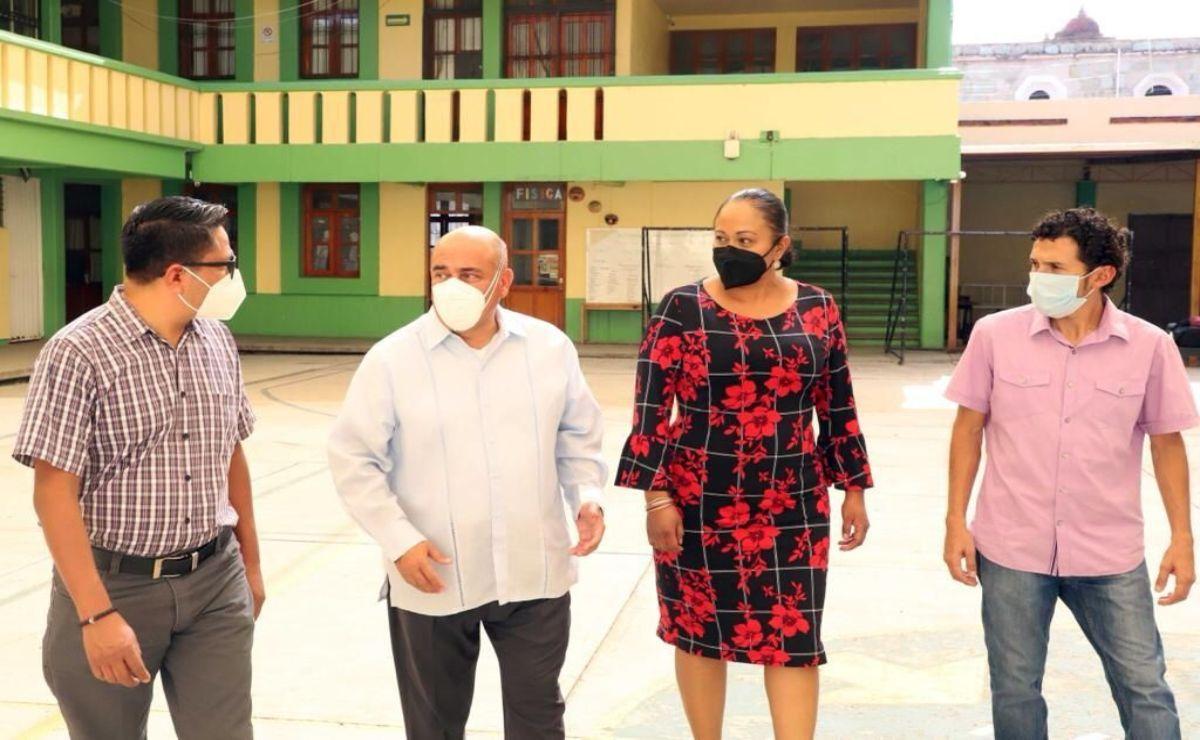 En Oaxaca, clases continuarán a distancia hasta próximo año escolar, tras consenso con magisterio: IEEPO