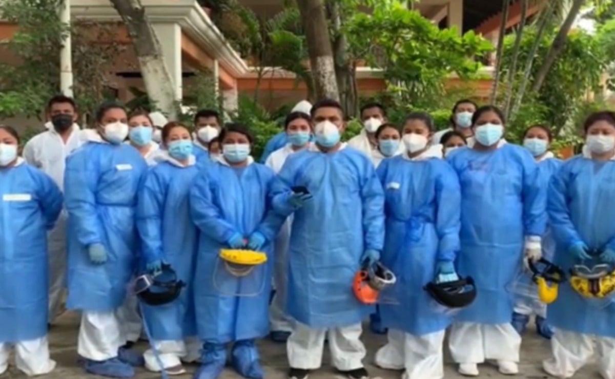 """Inicia """"desconversión"""" de hospitales Covid en Oaxaca; personal será contratado en Unidades Médicas: SSo"""