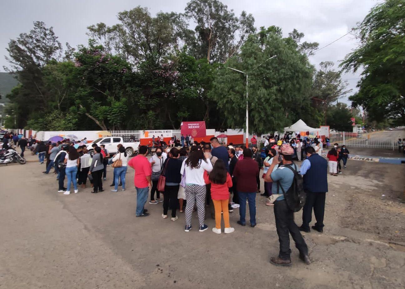 Oaxaca llega a 47 mil 604 casos confirmados de Covid-19; arranca vacunación para personas de más de 40 años