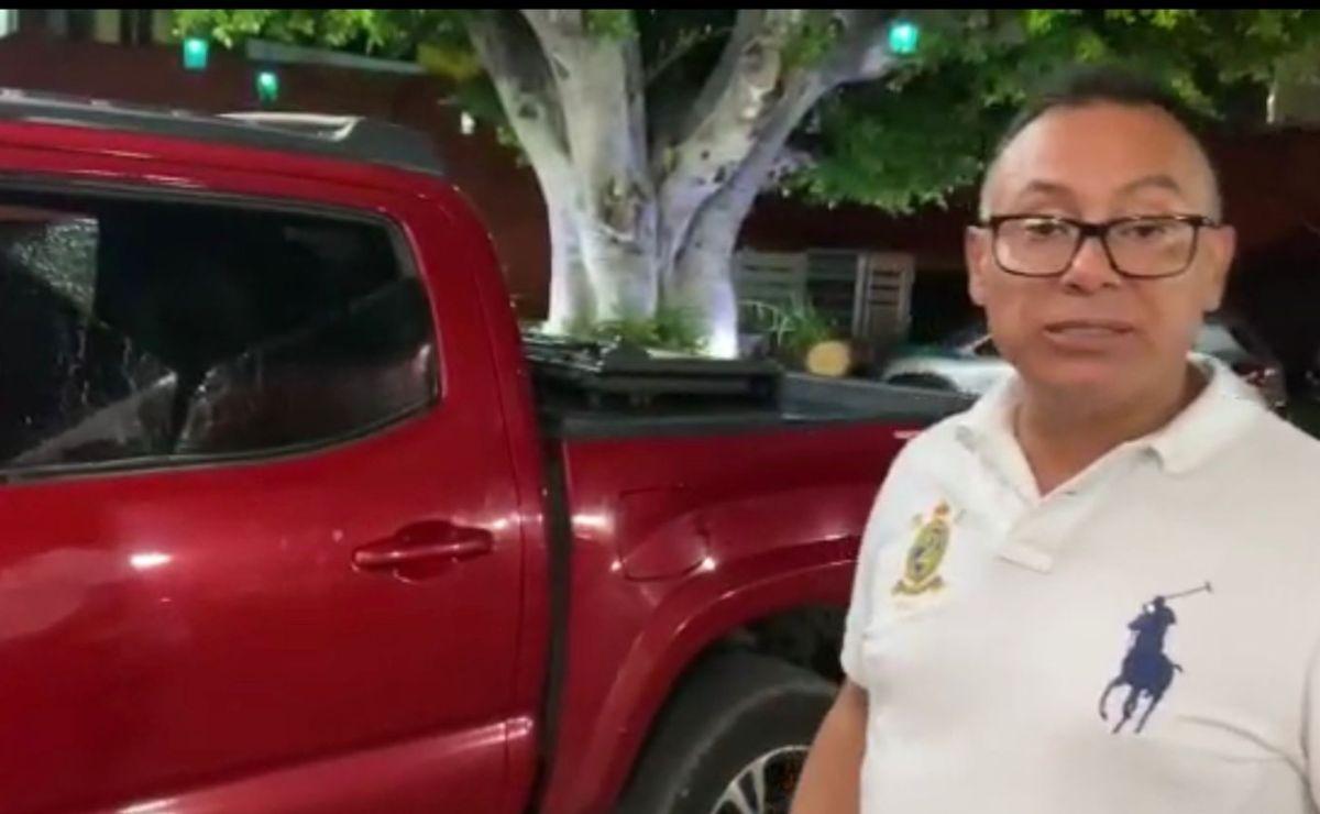 Candidato de Fuerza por México en Xoxo denuncia ataque armado; culpa a edil y a aspirante de Morena