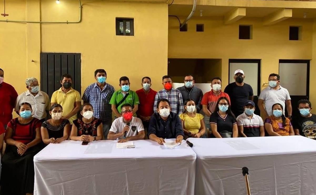 Candidato del PT y virtual ganador en Juchitán responsabiliza a líderes de Morena en desestabilizar el municipio