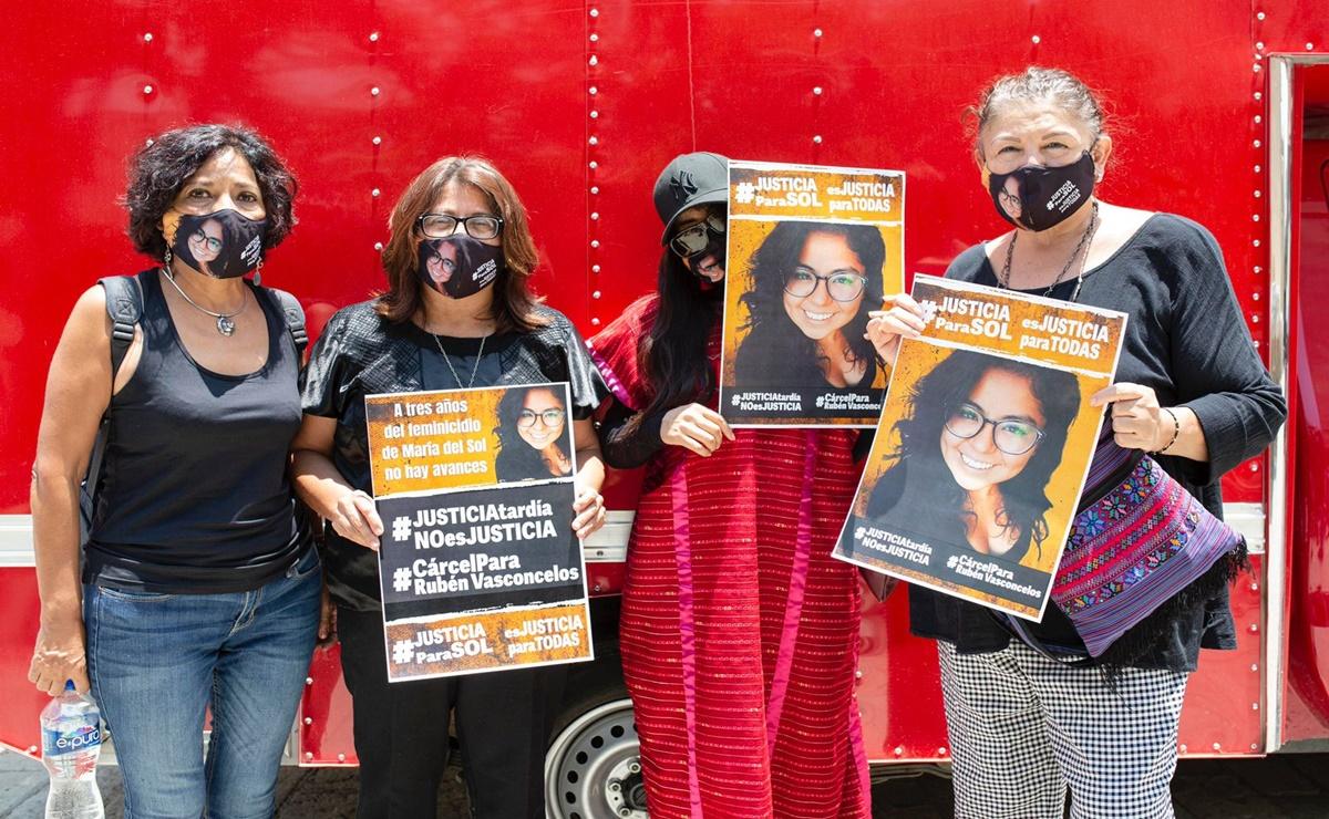 """""""En un país sin justicia para las mujeres, debe existir sororidad entre víctimas"""", afirma Soledad Jarquín"""