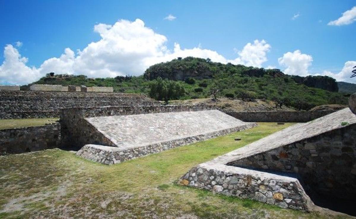 Tras 446 días, zona arqueológica de Yagul reabre sus puertas al público