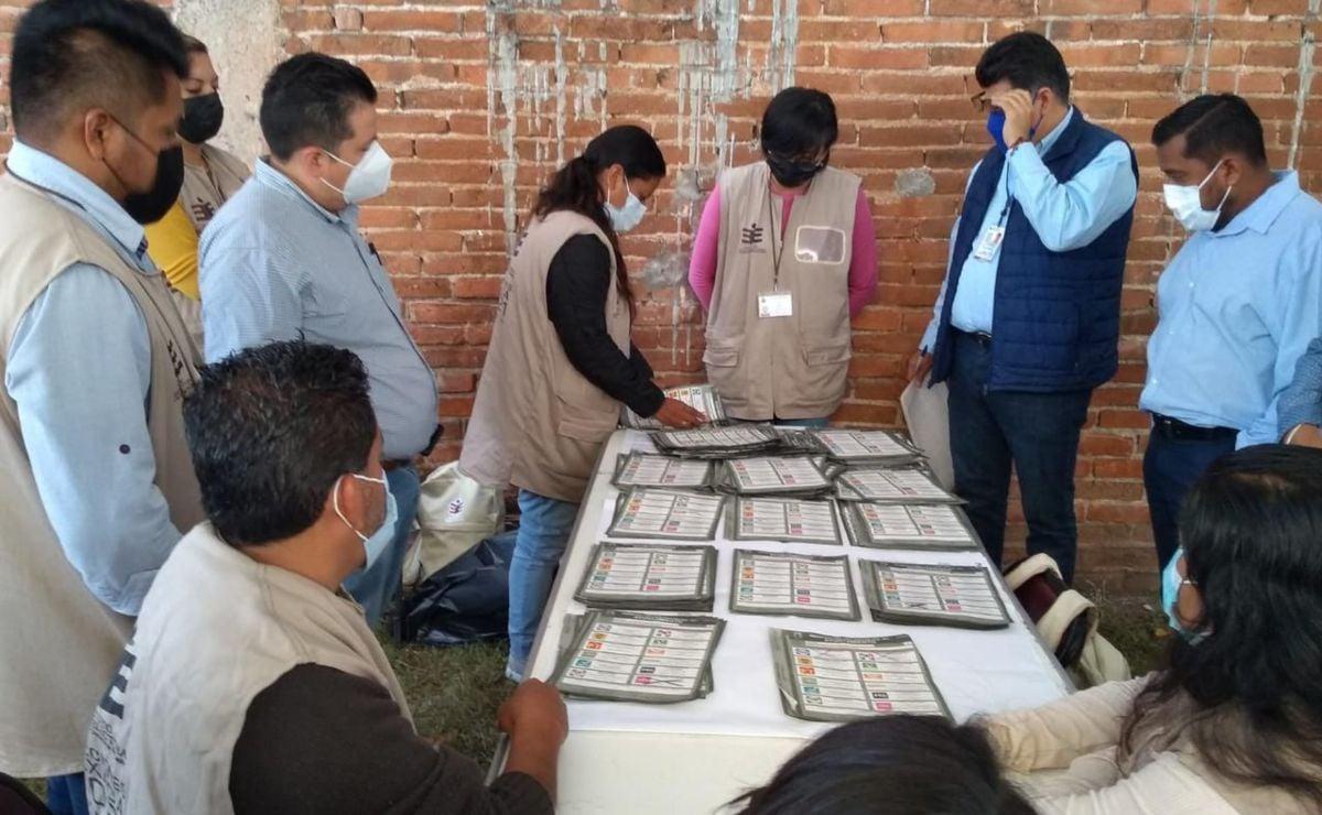 IEEPCO concluye cómputo de votación para concejalías en 149 de 153 municipios de Oaxaca