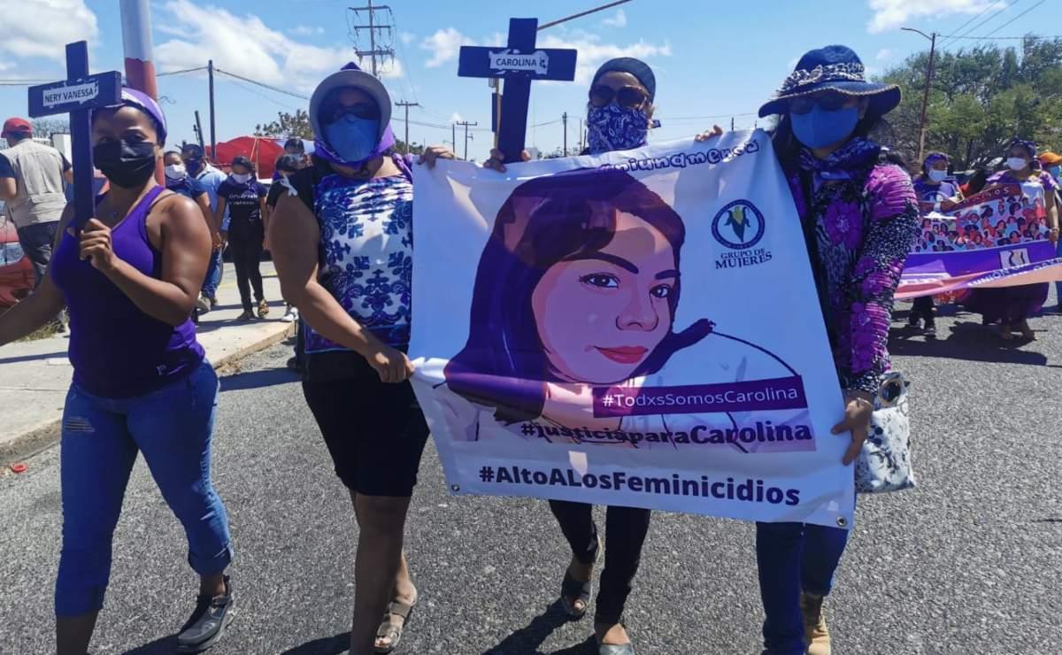 Aumenta en Oaxaca crueldad en asesinato de mujeres durante pandemia; entregan informe a la ONU