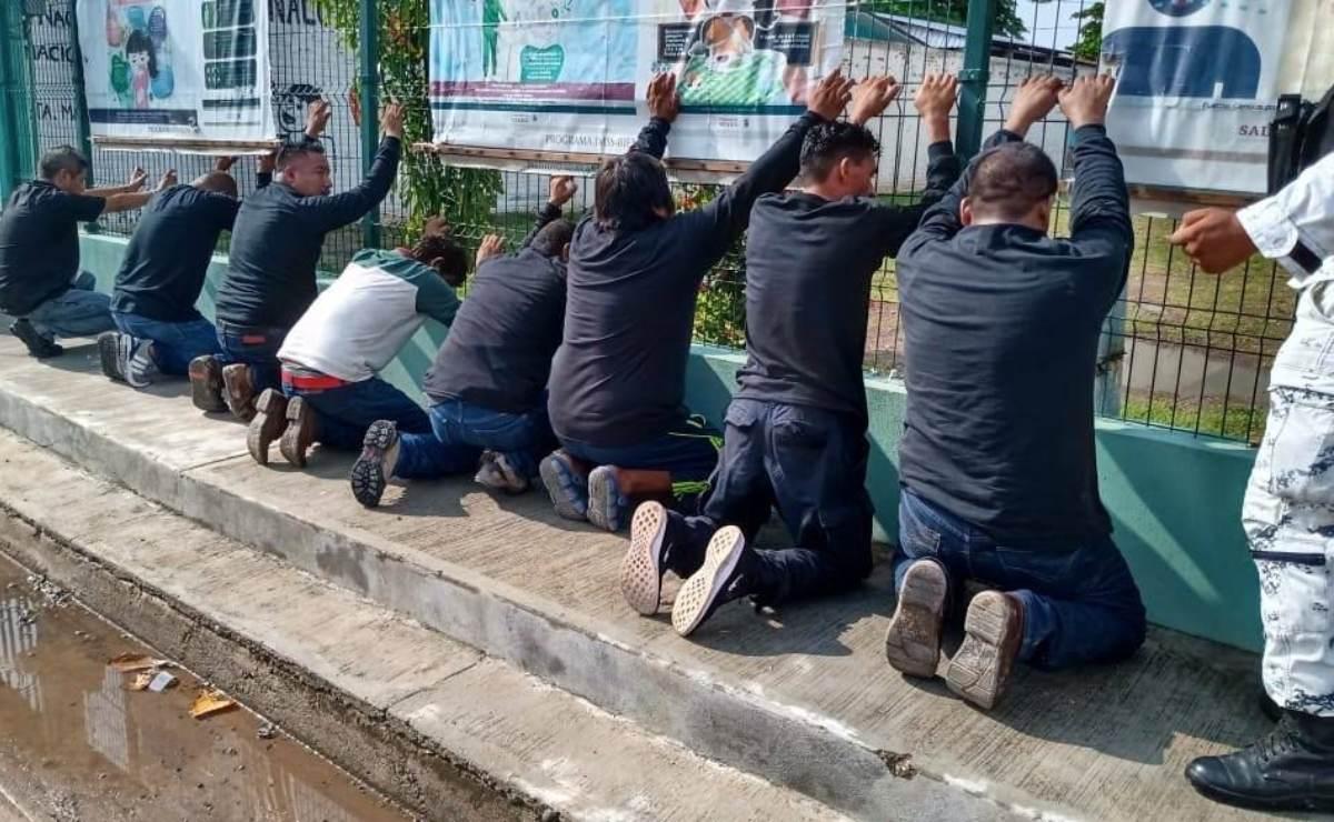 Dictan prisión preventiva en penal federal a 7 de 10 detenidos en Xadani por violencia en jornada electoral