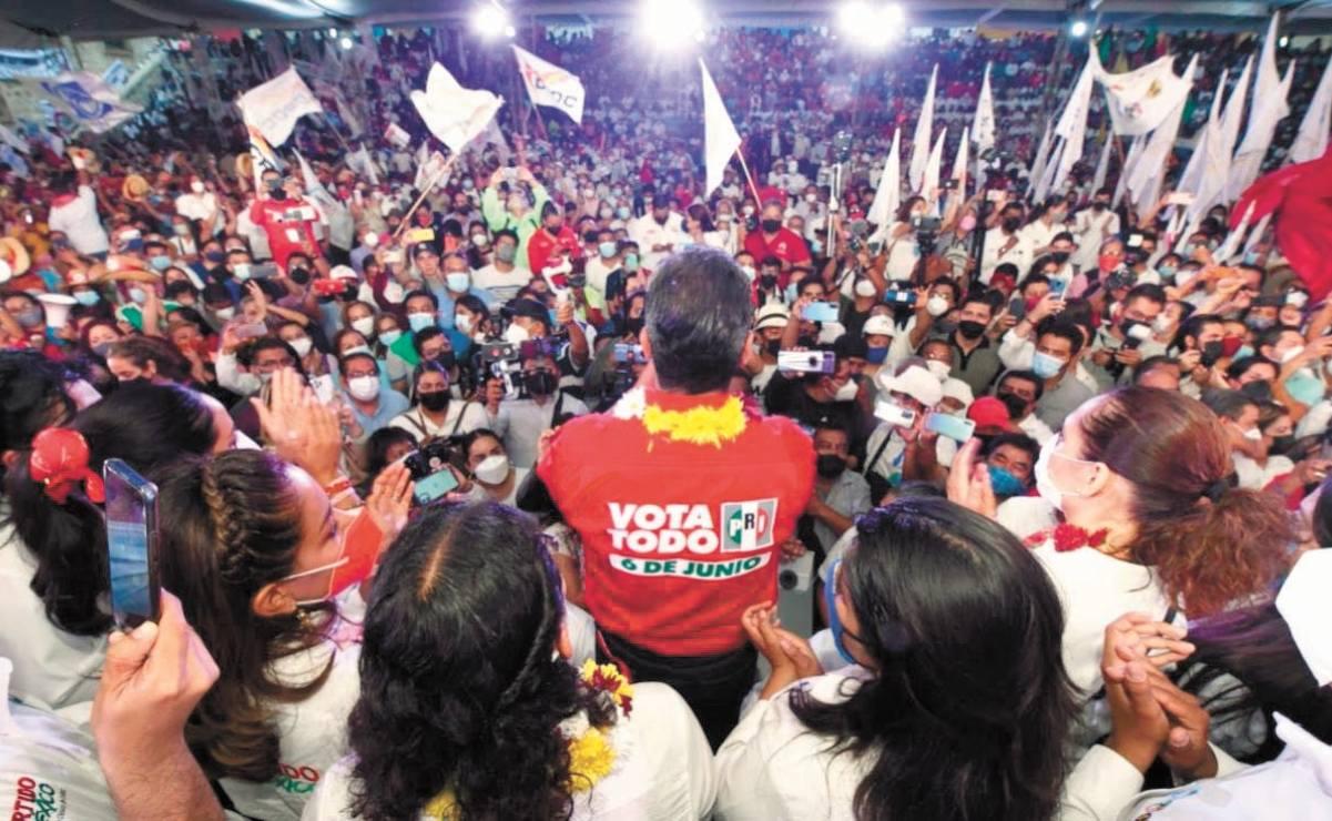 ¿En qué gastaron los candidatos en las campañas 2021 en Oaxaca?