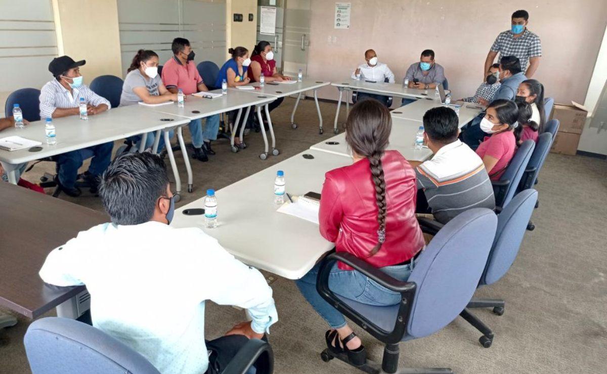 Tras 4 años, Concepción Pápalo, municipio indígena de la Cañada de Oaxaca, ya cuenta con autoridades