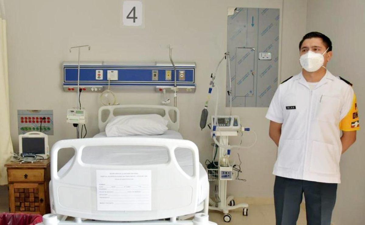 """Arranca en Oaxaca plan de """"desconversión"""" de hospitales Covid-19, para atender otras enfermedades"""