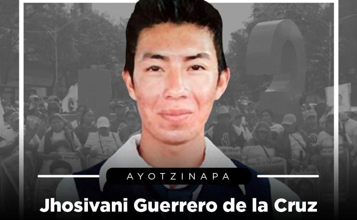 Sección 22 de Oaxaca repudia crimen contra Jhosivani, normalista de Ayotzinapa cuyos restos fueron identificados
