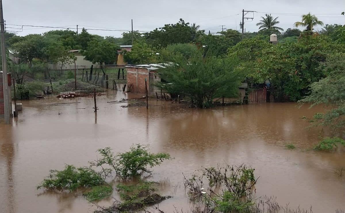 Pide Ixtepec, en el Istmo de Oaxaca, ser declarado zona de emergencia por lluvias; hay más de 5 mil afectados
