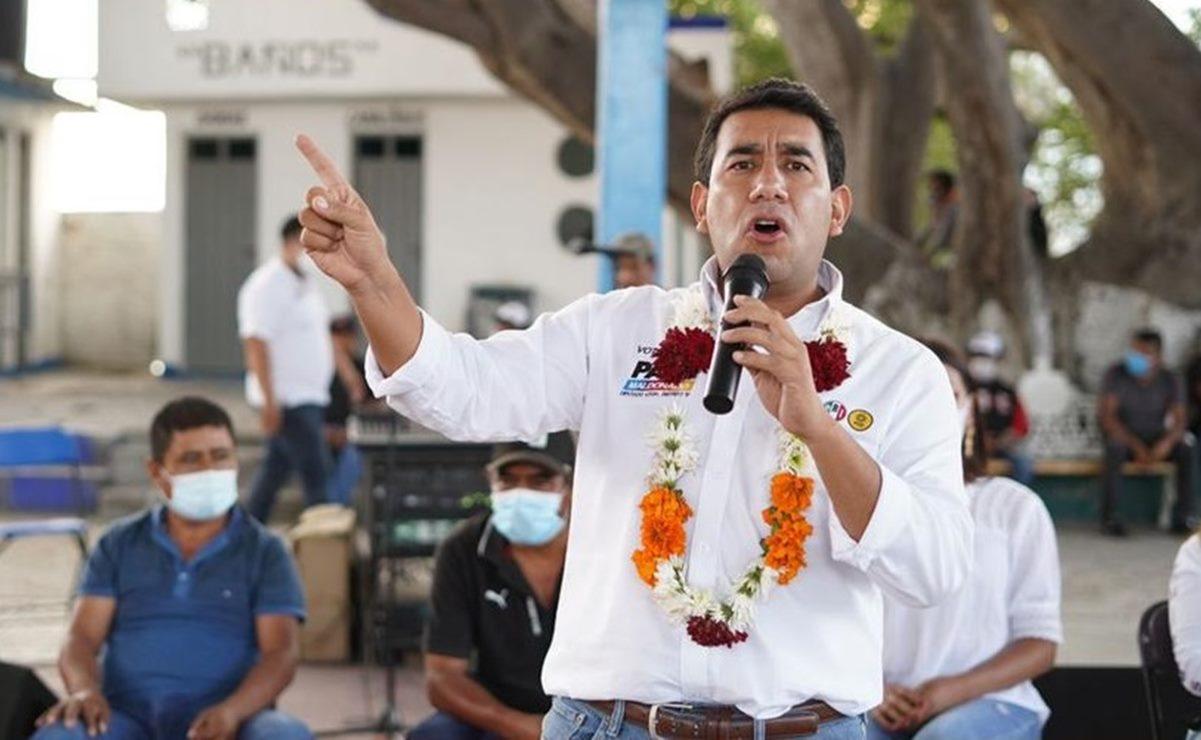 Tribunal de Oaxaca sanciona a ex candidato del PRI, PAN y PRD que usó recursos públicos en campaña