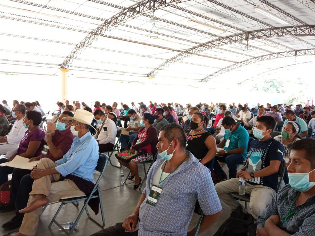 Inicia INPI en Oaxaca asambleas para el reconocimiento pleno de los derechos de pueblos indígenas y afromexicanos