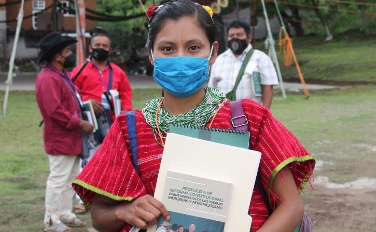 Asambleas de Oaxaca aprueban en lo general iniciativa de Reforma sobre Derechos de Pueblos Indígenas y Afromexicano