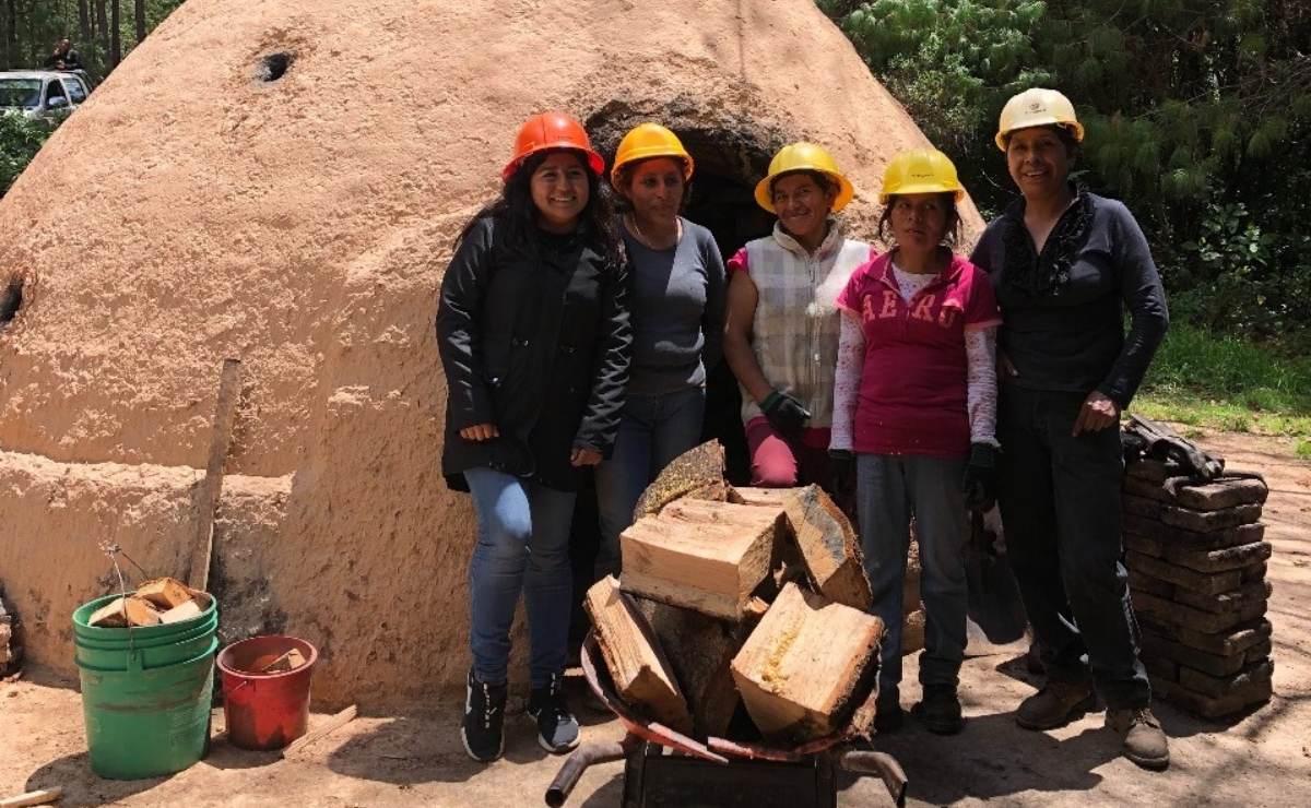 El IPN estudia la producción sostenible de carbón vegetal en la Sierra Juárez de Oaxaca