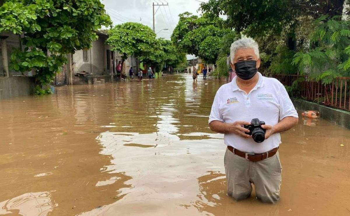 Profesor jubilado busca rescatar río Los Perros desde hace 20 años; advirtió del desbordamiento