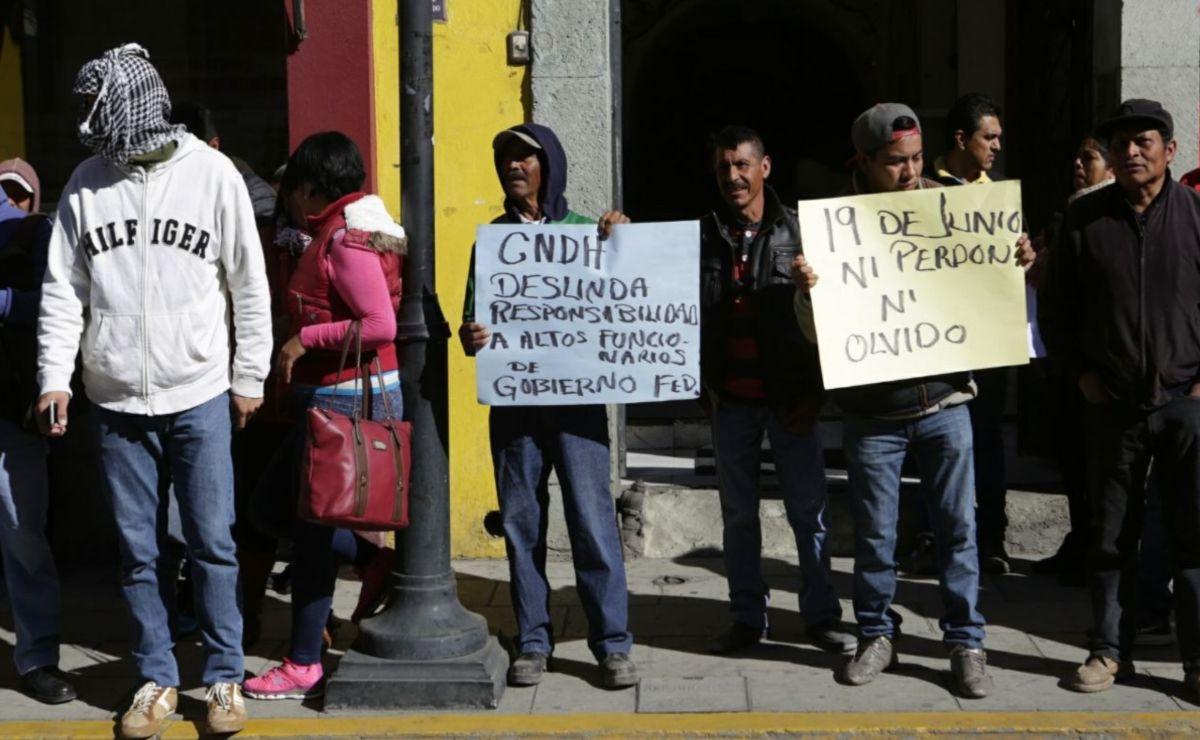 Torturados por policías en Nochixtlán, Oaxaca, aún sufren secuelas, acusan defensores de Derechos Humanos