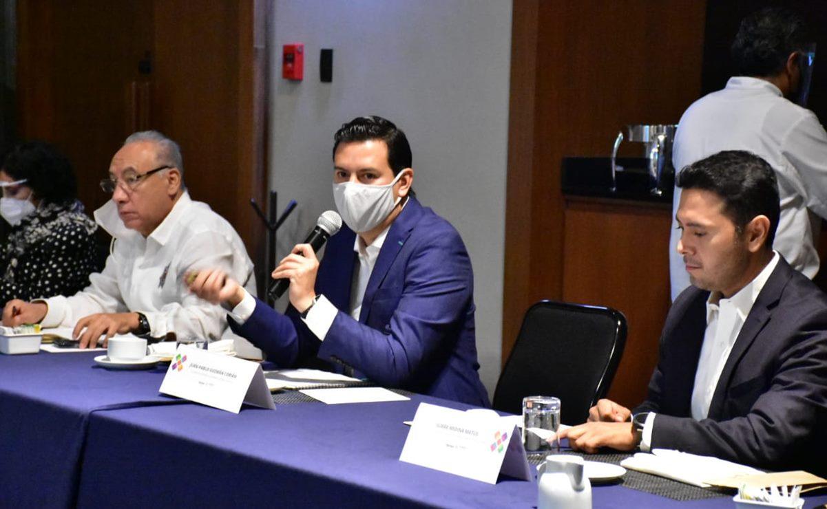 Reconoce Secretaría de Economía de Oaxaca labor de cámaras empresariales para reactivación